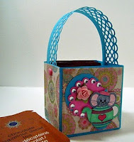 Spring Tea Tote by Tammy