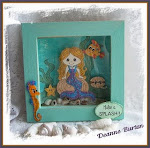 Shadow  box by Deanne