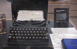 Máquina de escribir de Margaret Mitchell