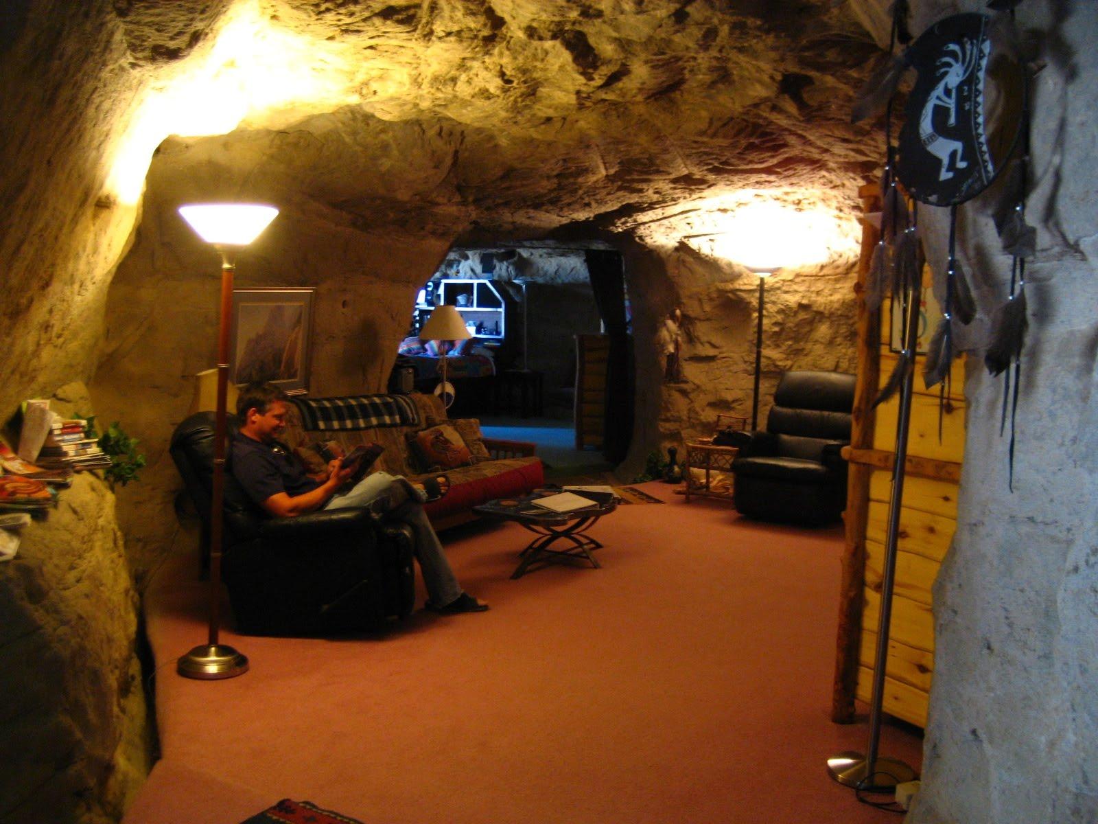 Дизайн человека пещеры