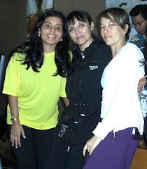Vivi , Inélia Garcia e Dani
