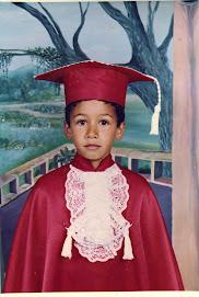 Desde a minha infância