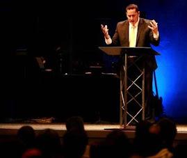 Erik David Preaching 2010