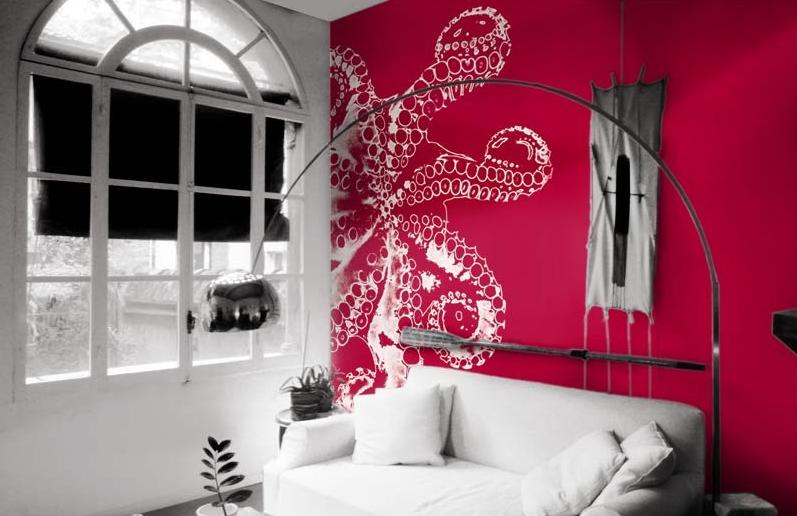20 papiers peints pour habiller la maison Côté Maison - Papier Peint Motif Bouleau