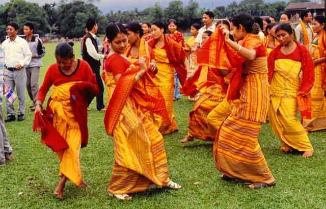 North East India: The Bihu Festival of Assam