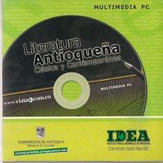 Publicaciones- Literatura Antioqueña Clásica y Contemporánea