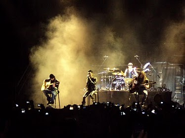 Concierto de Th en Chile! *-*
