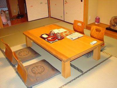 Traditional And Simple Dining Room Furniture Japanese Style