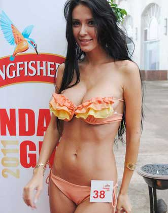 Hot Kingfisher Models