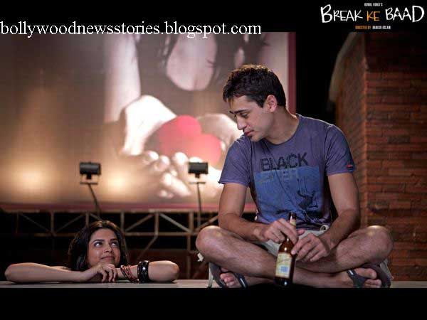 Pics Of Imran Khan In Break Ke Baad. Break Ke Baad Movie Stills,