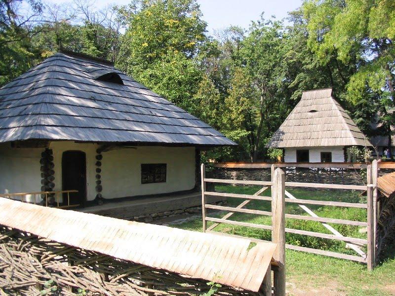 Architettura tradizionale del legno in romania for Case di legno romania