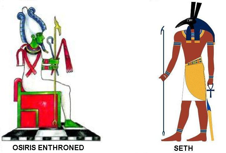 Tales of Ancient Egypt: May 2010