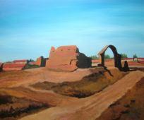 ruinas de san miguel de barcial
