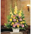 floral pot $75.00 & up