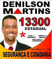 Blog do Deputado Denilson Martins