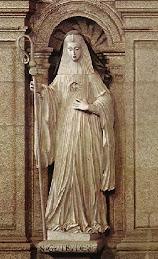 Saint Gertrude