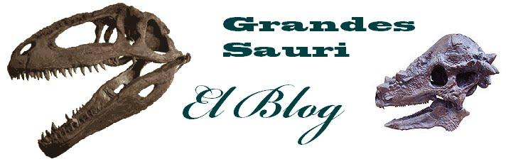 Grandes Sauri: El Blog