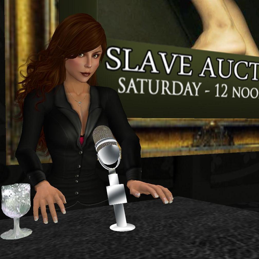 slave auction femdom