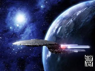 USS Enterprise 1701 D