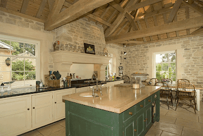 luxury country house Kitchen