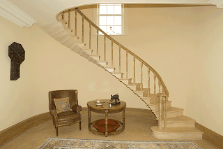 Country House Stairs