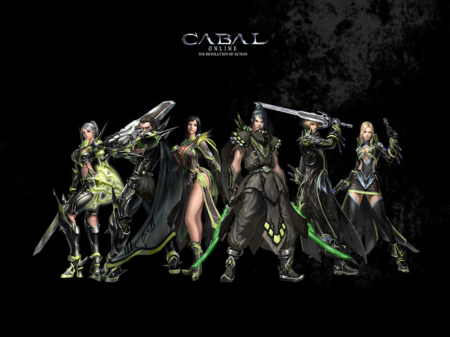 cabal online wallpapers. Cabal Online Wallpapers