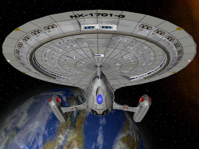 New Design Starship Enterprise,