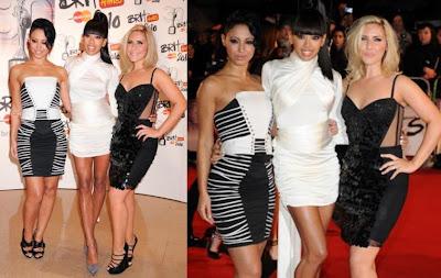 The Sugababes Brit Awards