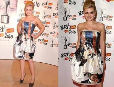 Katherine Jenkins Brit Awards