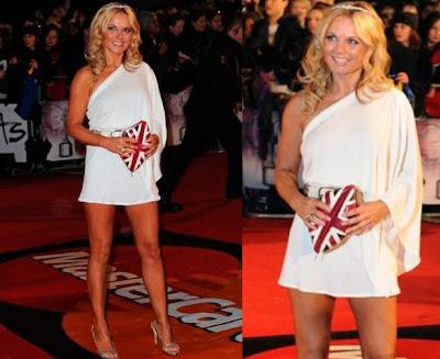Geri Halliwel Brit Awards