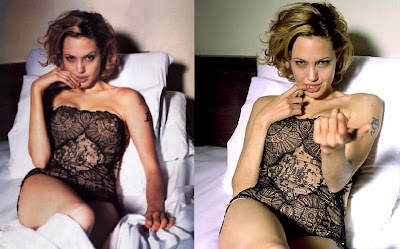 Angelina Jolie Nighties Fashion