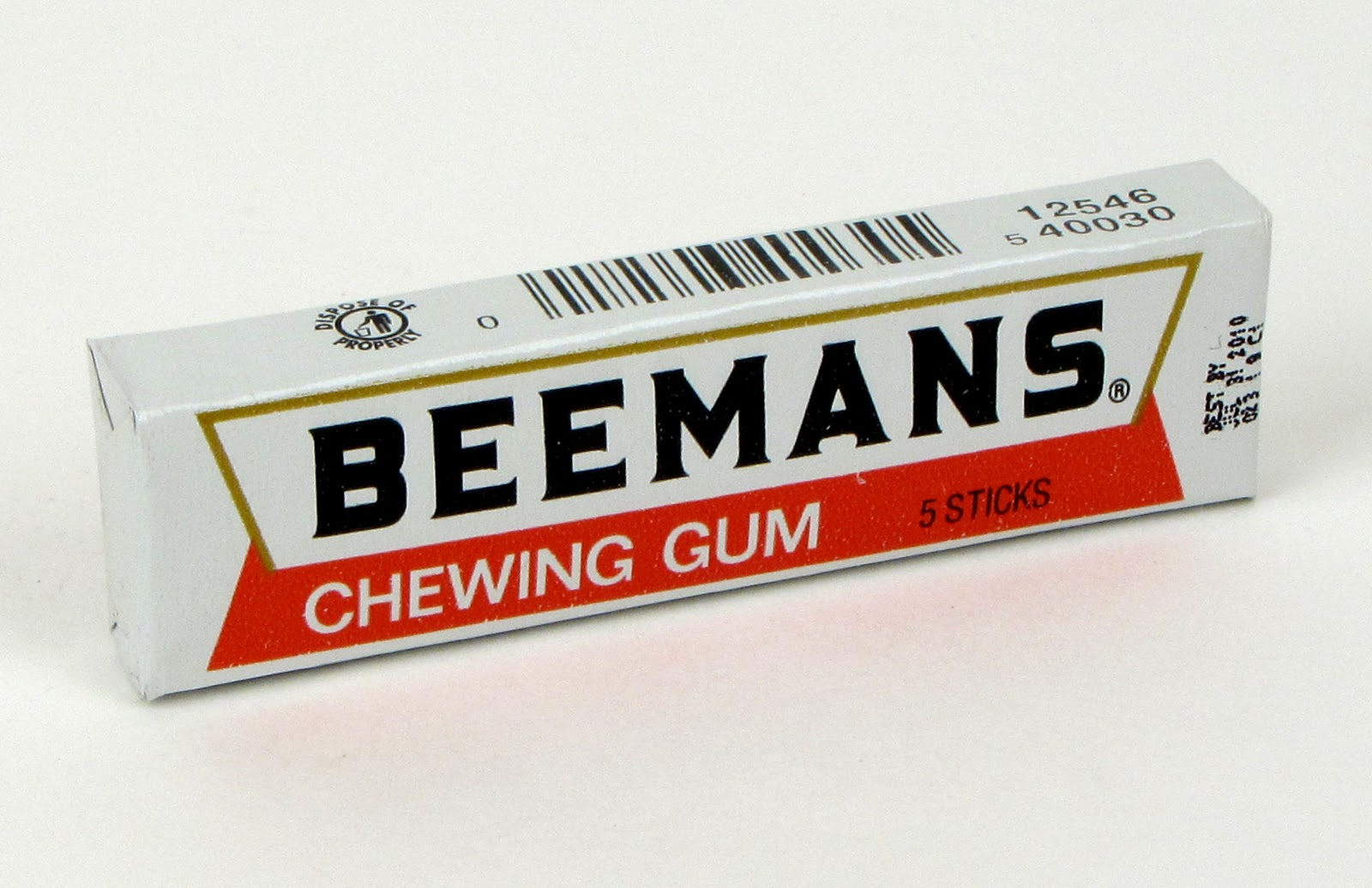 Old Fashioned Chewing Gum