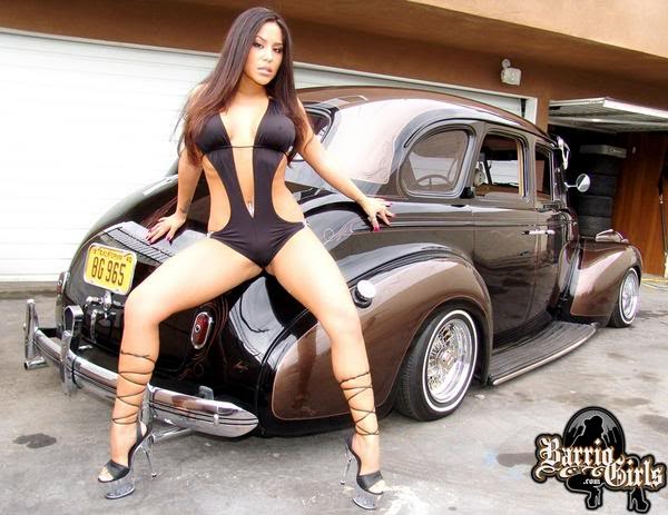 Firme Flica From Barrio Girls