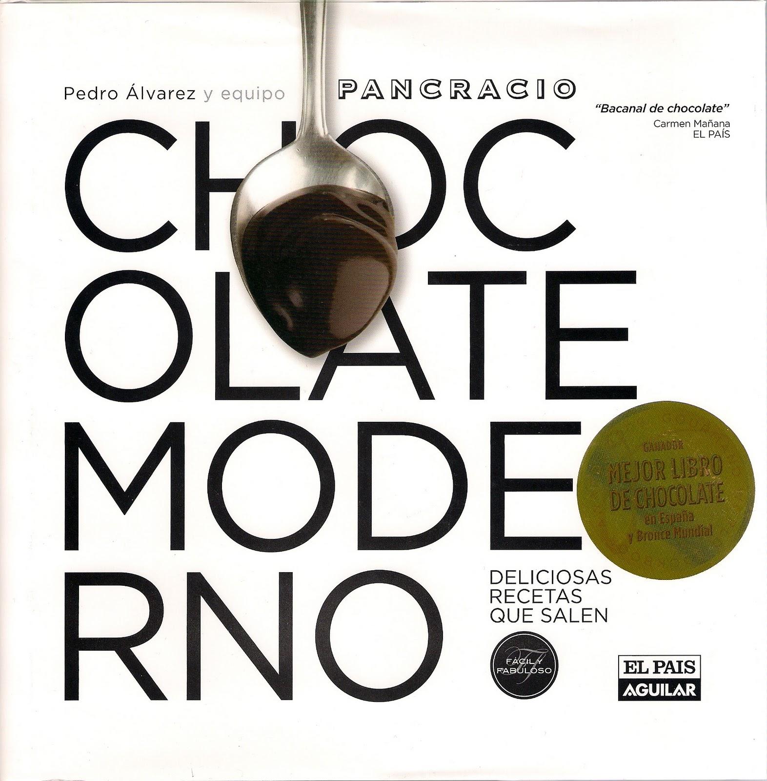 Chocolate moderno - Pedro Álvarez [PDF | Español | 91 MB]