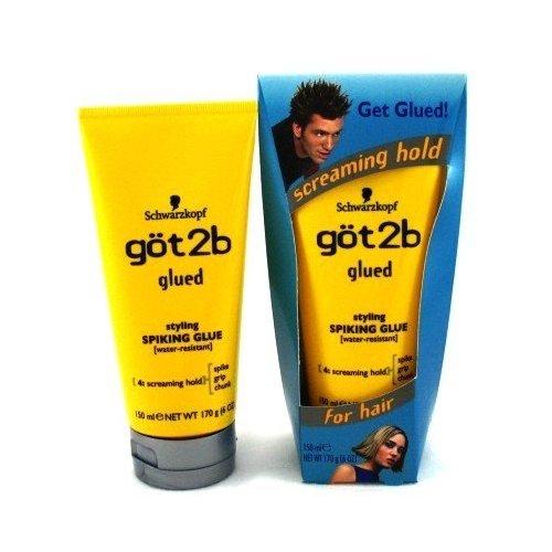 spare tyme: The Best Hair Gel!!!