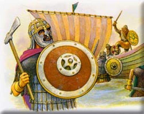 Historia de los Vikingos - Los guerreros del Norte