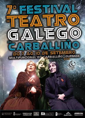 festival teatro carballiño fetega teatro galego