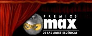 premios teatro max 2011