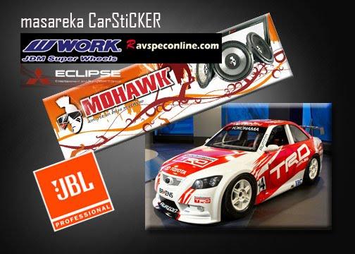 CarSticker 2