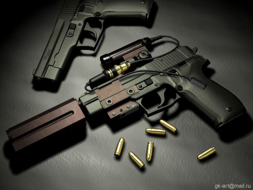 ASR Para Pistol wallpaper