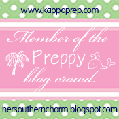 Preppy Blog Crowd