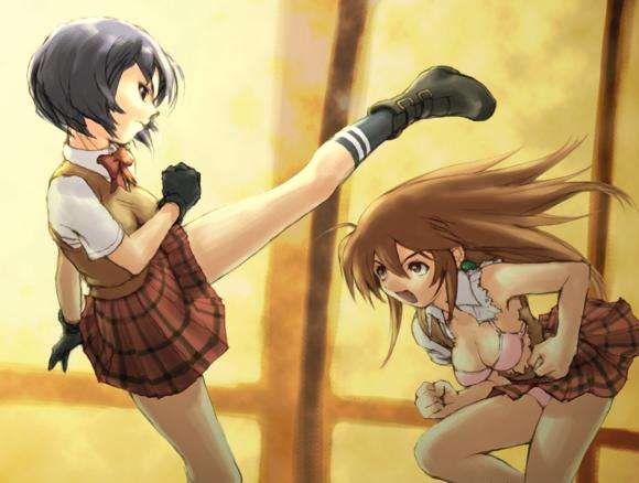 I Please Me Me And My Friend In High Skools Fight