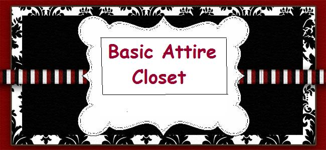 Basic Attire Closet