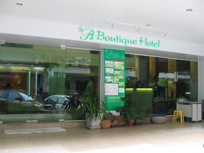 P2 BOUTIQUE HOTEL - 3.8 out of 5. Super-friendly staffs, but not too ...