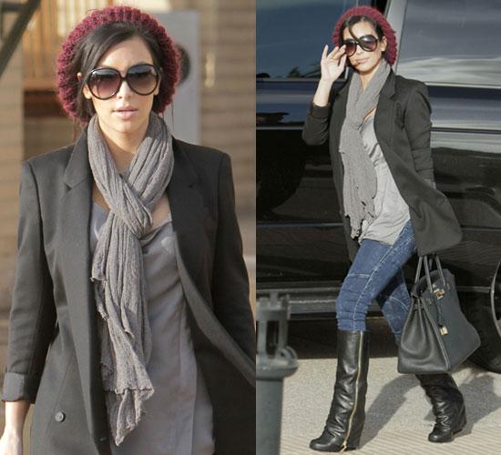 Fashion Beauty Glamour Kim Kardashian Loves Her Birkin Bags