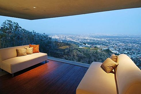 The View From This Luxury Villa Is Simply Superb. Have A Look
