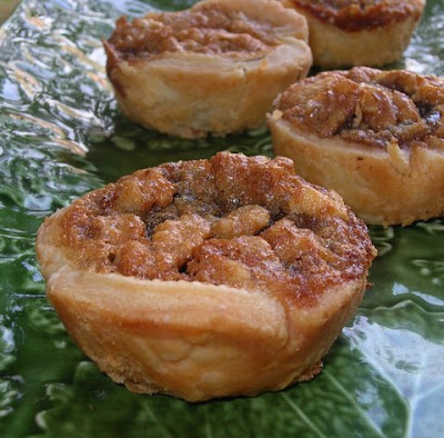 more than burnt toast: Sweet Pies Event Avec Maple Butter Tarts