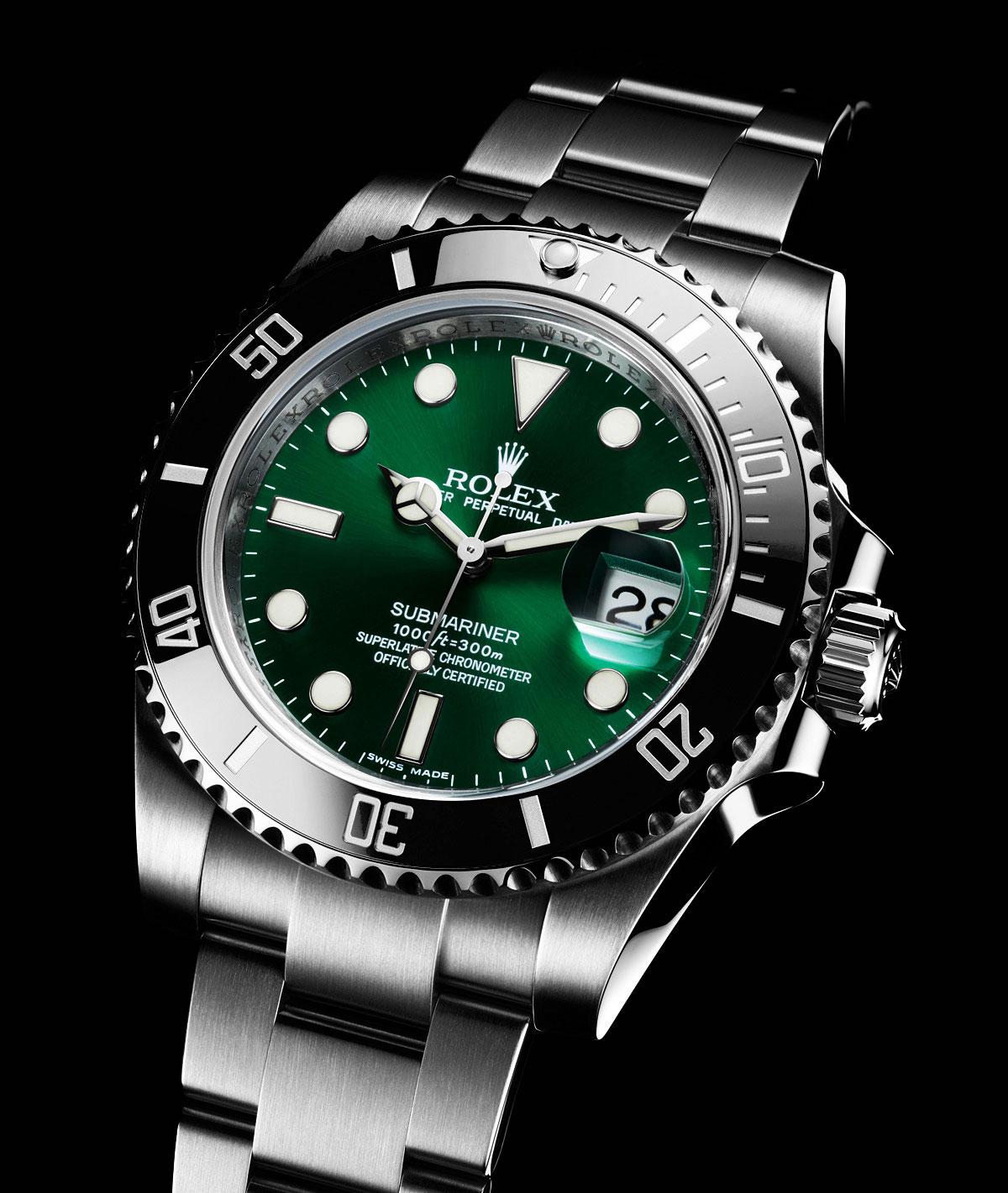 Rolex Submariner 2018