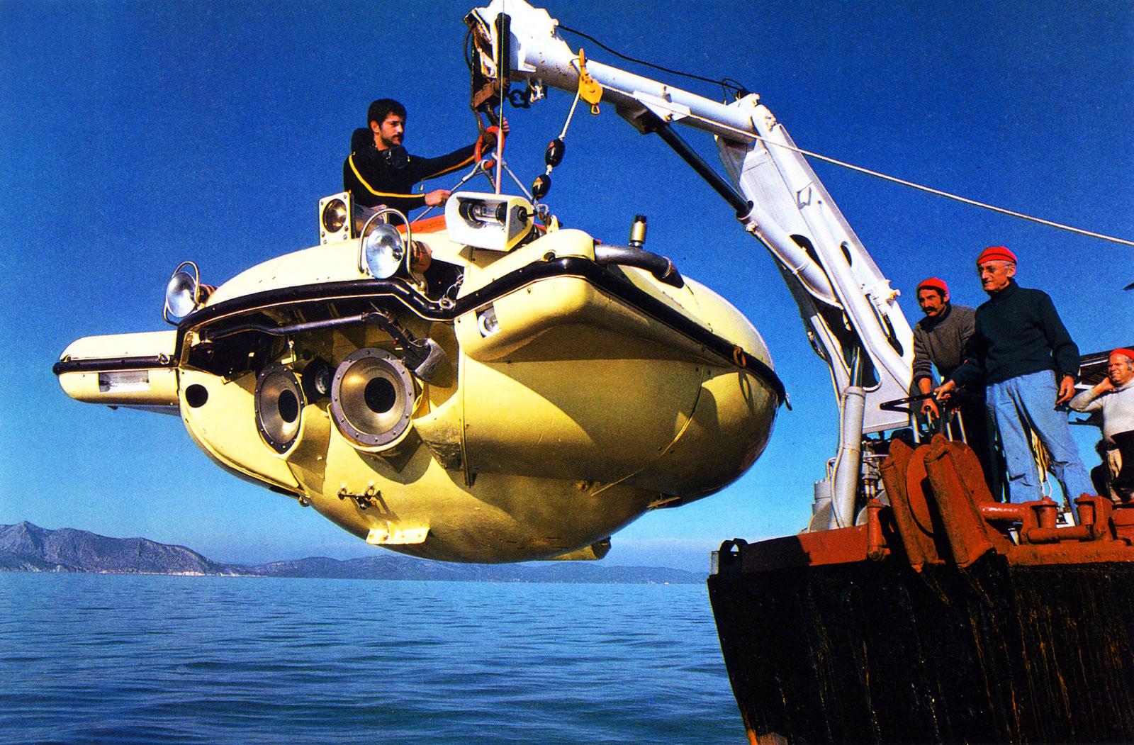 Жак иф кусто подводный мир 5