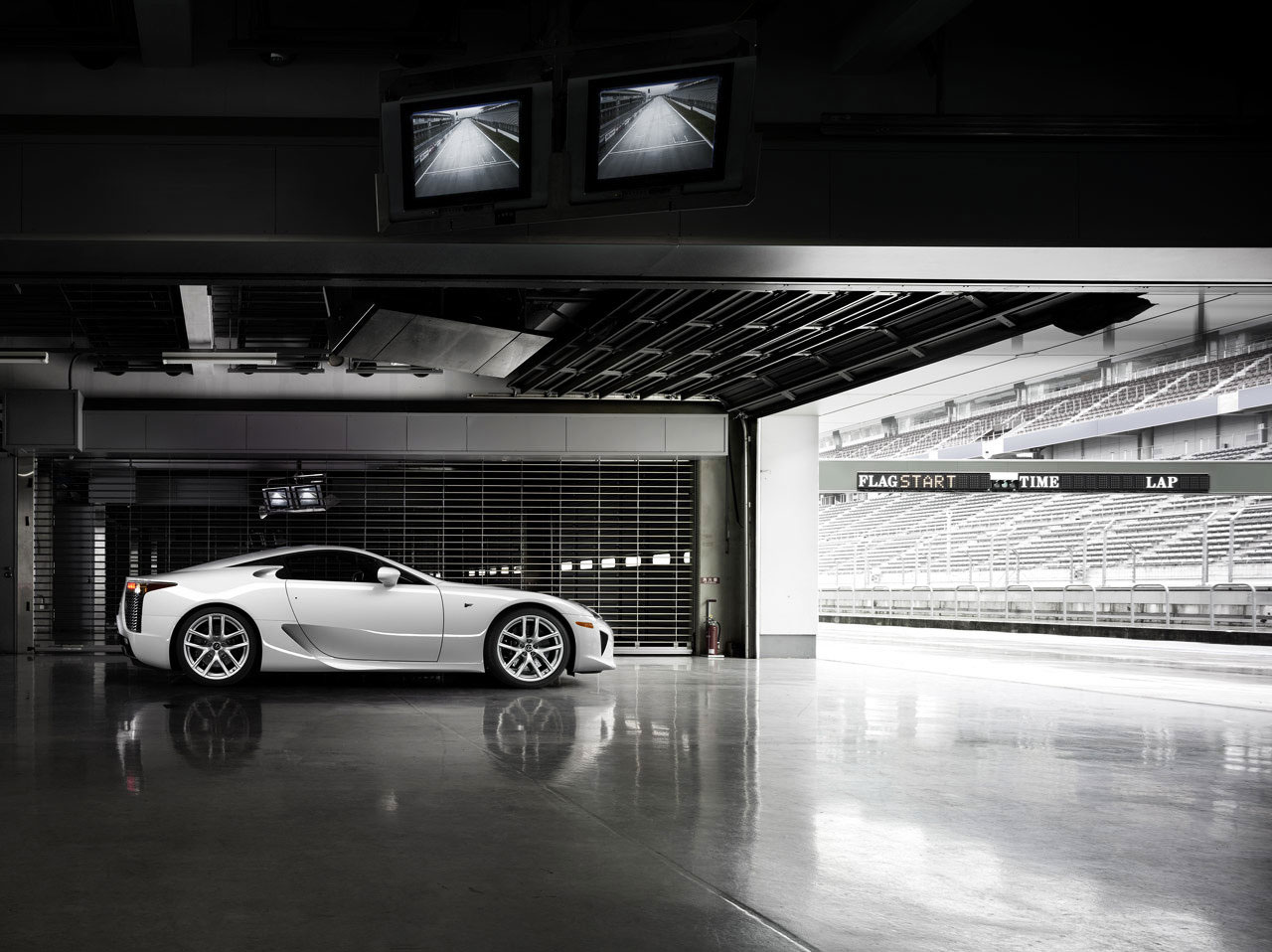 Five Years Ago, Lexus Decided To Develop A New Super Sport Car And They  Named Is The LFA. Several Weeks Ago, Lexus Finally Started Selling LFA  Models And ...